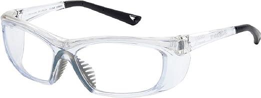 OnGuard Safety OG-220S Eyewear w// Dust Dam Brown 58-15-135