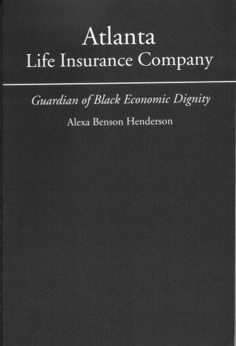 Atlanta Life Insurance Company: Guardian of Black Economic Dignity Pdf