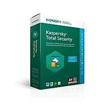 'Kaspersky Total Security 2017 5U 2017
