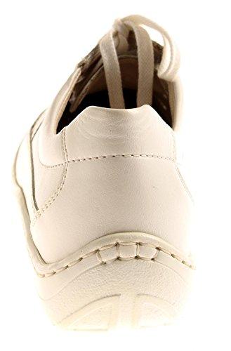 Damenschuhe Wechselbett Offwhite Damen Schuhe 31091 Lederschuhe Sommer Offwhite Schnürer ara fqwZAA