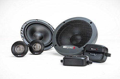 MB Quart Formula 6.5 inch Component car Speaker System (Best High End Car Speakers)