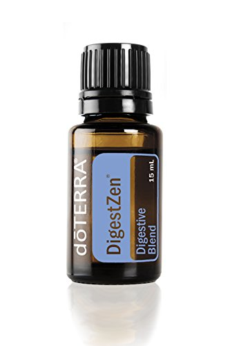 doTERRA DigestZen Digestive Blend Essential Oil 15 mL
