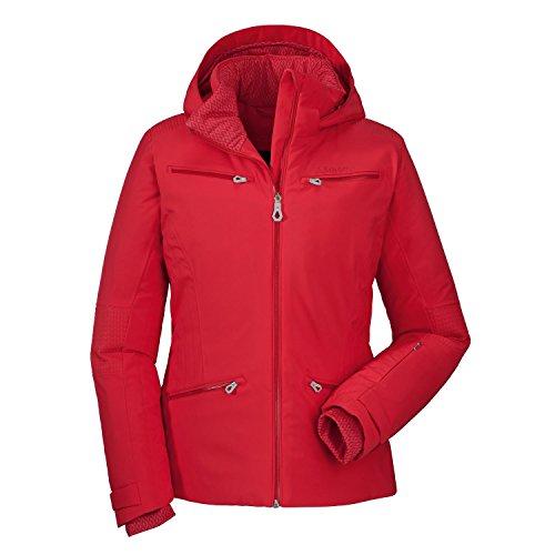 SCHÖFFEL chaqueta de esquí Dorothy 2016 - rojo