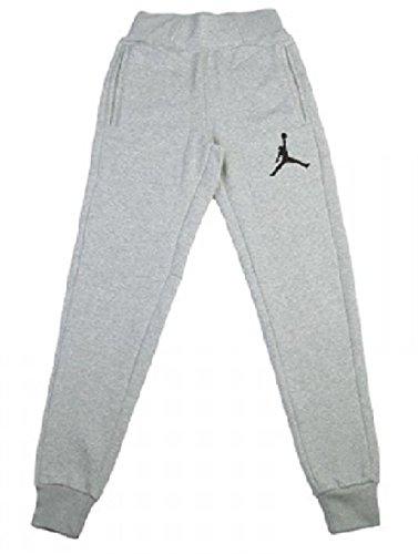 Jordan Little Boys' Grey Fleece Pant Size 4 (Best Pants For Jordans)