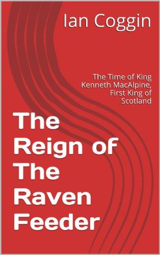 Reign Raven Feeder MacAlpine Scotland ebook product image