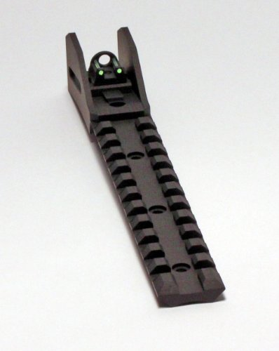 (Spitfire Armory - EX Tactical Rear Sight - Untapped Receiver for Remington 870, Winchester)