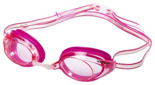 Speedo Jr. Vanquisher 2.0 Swim Goggles, Pink, One Size - Kids Vanquisher Goggle