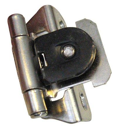 Superieur Amerock Single Demountable 1/4u0026quot; Overlay Cabinet Door Hinge Nickel