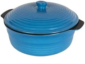 Amazon.com: Pinnacle Ceramic Non-Stick Bakeware, 3 Quart