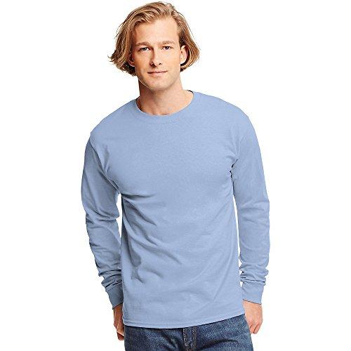 light blue shirt long sleeve - 5