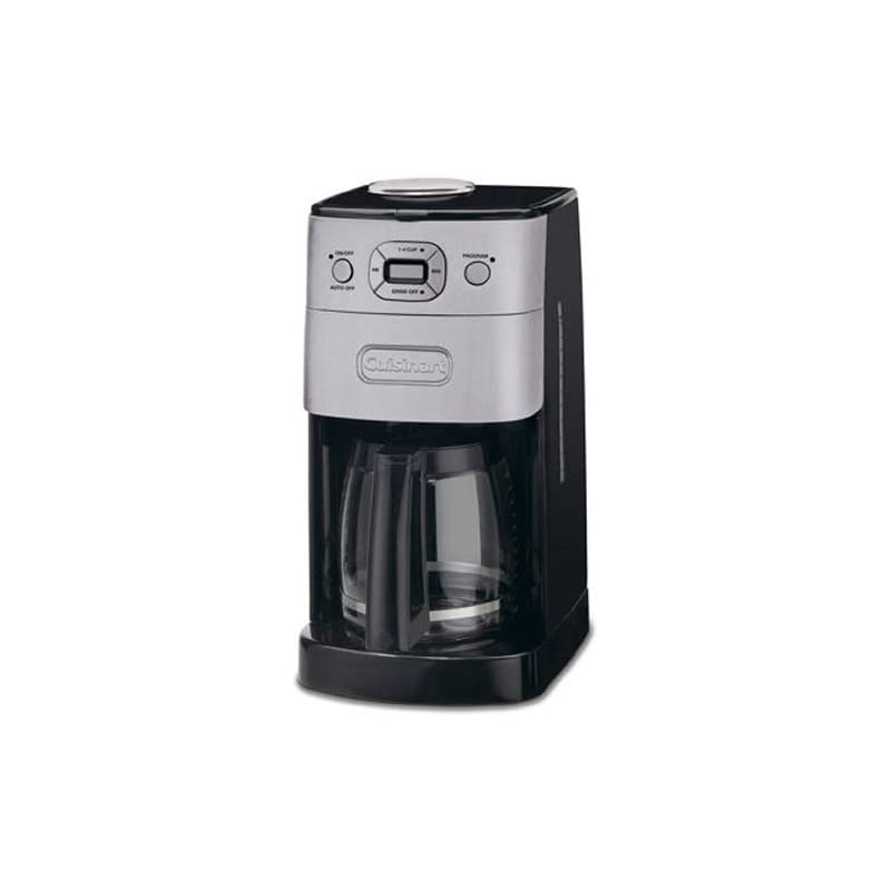Cuisinart DGB-625BC Grind-and-Brew 12-Cu
