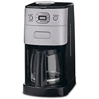 Cuisinart DGB-625BC Grind & Brew Coffeemaker (grind and brew top rated coffee makers)