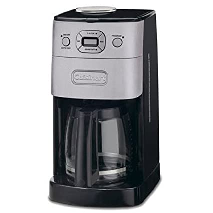 Amazon Cuisinart Dgb 625bc Grind And Brew 12 Cup Automatic