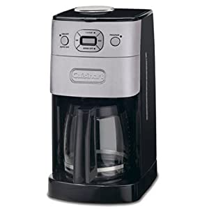 Cuisinart Coffee Maker Auto Off Not Working : Amazon.com: Cuisinart DGB-625BC Grind-and-Brew 12-Cup Automatic Coffeemaker, Brushed Metal: Drip ...