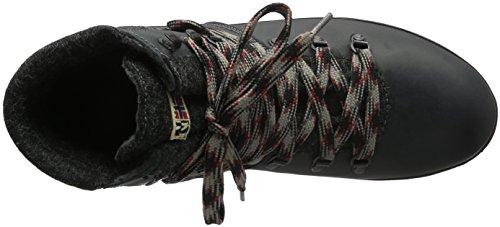 Napapijri Hans, Zapatillas de Estar por Casa para Hombre Negro - Schwarz (black N00)