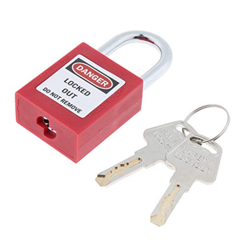 D DOLITY Multifunction Safety Lockout Padlock Lock for sale  Delivered anywhere in Canada