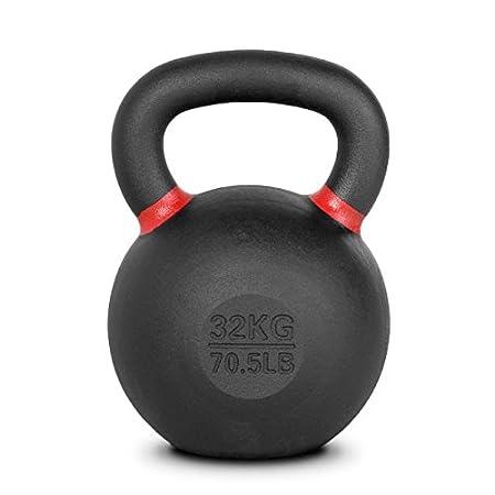 Extreme Fitness® hierro fundido pesas rusas peso entrenamiento de fuerza entrenamiento gimnasio (4 kg-32kg)): Amazon.es: Deportes y aire libre