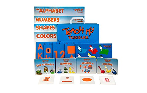 Teach My Toddler Learning Kit -