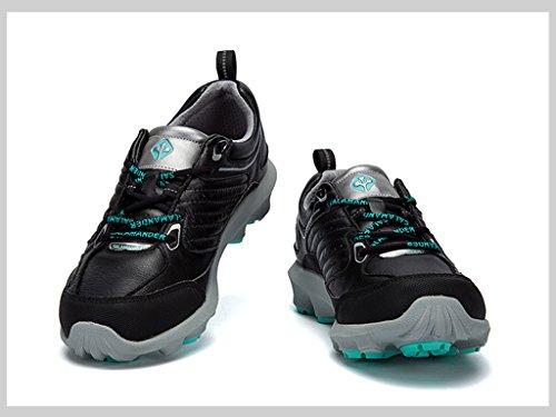 Scarpe Da Trekking Per Attività Ricreative Senxi Light 6 Colori Opzionali Nero-blu