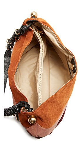 Chloe Women's Hobo Grape by Madie Bag See Patchwork CvwPqxWZ
