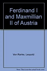Ferdinand I and Maxmillian II of Austria