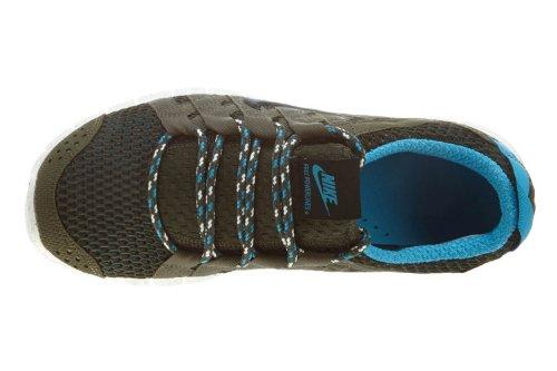 Nike Free Powerlines Sequoia Cargo Khaki Nsw Mens Scarpe Da Corsa 525267-307 Nero-cargo Kaki