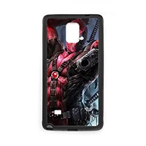Carnage Samsung Galaxy Note 4 Cell Phone Case Black Gift pjz003_3335981