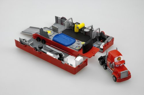マック トラック プレイセット(レッド) 「カーズ」 H6422