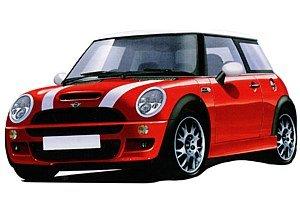 Fujimi 1/24 Mini Cooper S John Cooper Works