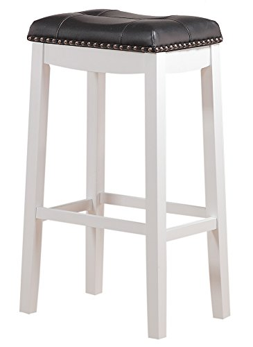 Compare Price To Black Saddle Bar Stools Dreamboracay Com
