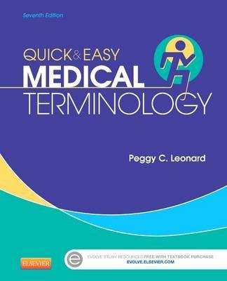 Download [(Quick & Easy Medical Terminology)] [Author: Peggy C. Leonard] published on (March, 2013) pdf