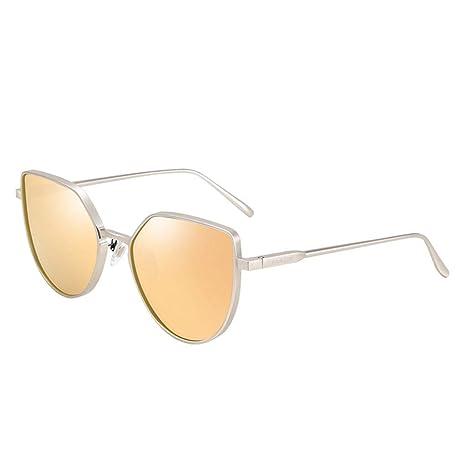 Gafas de sol Aviador Vogue UV Running polarizadas con Marco ...