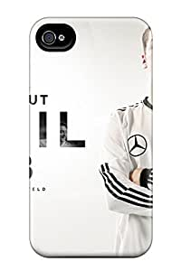 Fashion Protective Mesut Ozil Germany Case Cover For Iphone 4/4s
