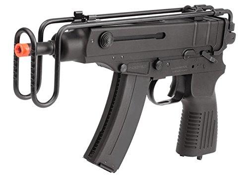 kwa kz. 61 skorpion airsoft gbb submachine gun airsoft gun(Airsoft Gun) (Folding Submachine Gun)