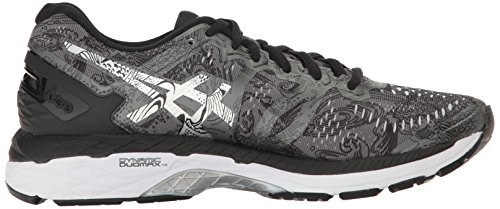 23 Reflective Shoe ASICS Running Silver Show Women's Kayano Carbon Lite Gel qwPStwp