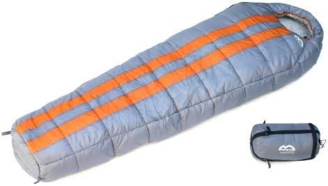 MONTIS CHEROKEE, saco de dormir para hasta -2 ºC, 220 x 80 cm, 1500 g, PRECIO ESPECIAL