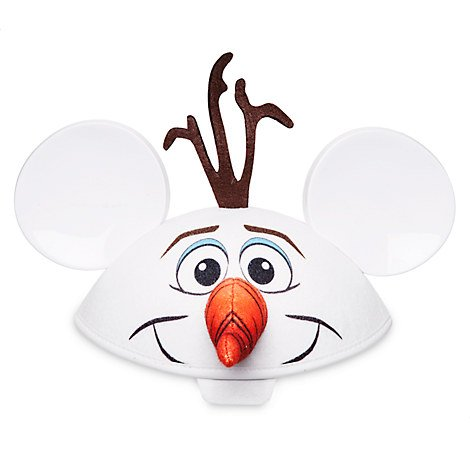 Disney Parks Olaf Ear Hat For (Olaf Costumes Adult)