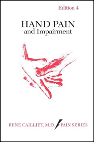 hand pain and impairment pain series