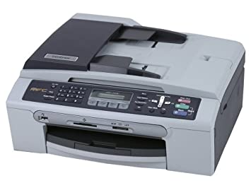 Amazoncom Brother MFC240C Color Inkjet AllinOne Printer with