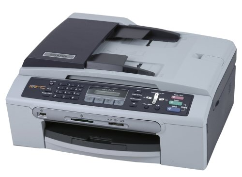 Brother MFC-240C Color Inkjet All-in-One Printer with Fax