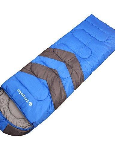 ZQ Schlafsack ( Blau/Orange , 1 Person ) - warm halten/rechteckig
