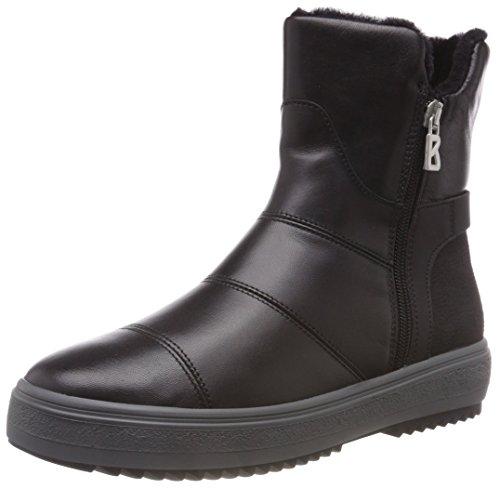 Bogner Bottes noir Anchorage Snow 01 Noir L2b Femme Ar8vOA