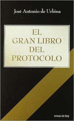 EL GRAN LIBRO DEL PROTOCOLO (EDICIÓN ESPECIAL NAVIDAD ...