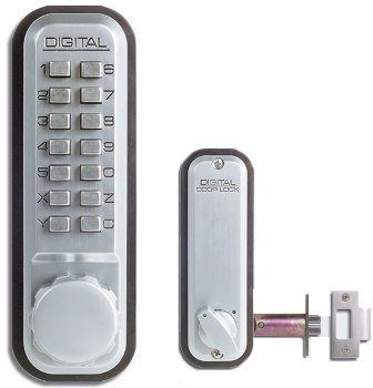 2230ABDC Mechanical Keyless Latch Lock  sc 1 st  Amazon.com & 2230ABDC Mechanical Keyless Latch Lock: Amazon.com: Industrial ... pezcame.com