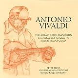Vivaldi, A. : Miraculous Mandolin