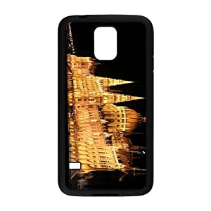 Budapest Night Hight Quality Case for Samsung Galaxy S5 by icecream design