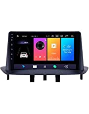 Za Navi Navigator Car Stereo Radio Head Unit Android Touch Screen voor Renault Megane 3 2009-2014 Speler Support GPS Wifi BT 4G internet SWC Mirror Link,8 core,4G+WiFi: 4+64GB