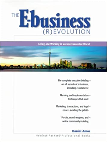 E-business (R)evolution, The