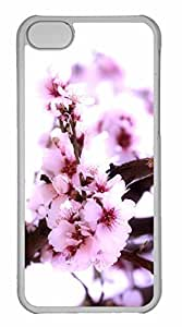 iPhone 5C Case, Personalized Custom Varcheh for iPhone 5C PC Clear Case Kimberly Kurzendoerfer