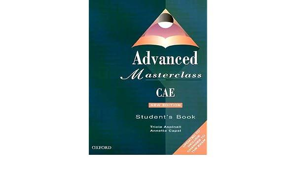 Advanced Masterclass CAE: Students Book